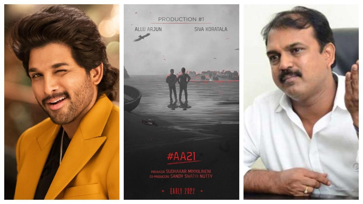 Allu Arjun announces new film with Koratala Siva: Been looking forward to  this for quite a while - Movies News