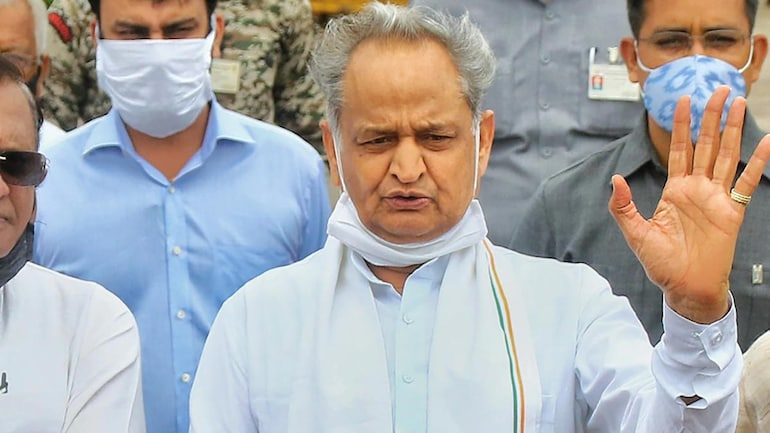 With new strategy, tougher grip on his flock, Ashok Gehlot goes on ...