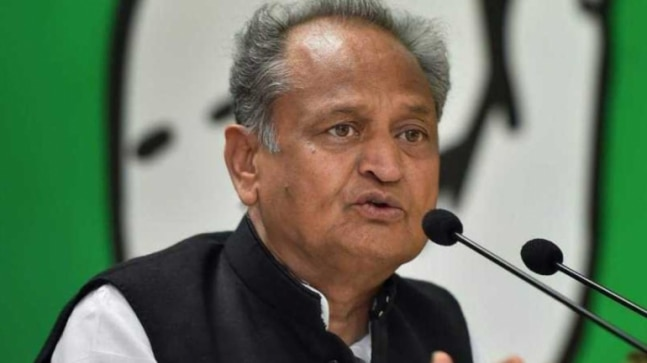 Ashok Gehlot requests Centre to announce free coronavirus vaccine for all Indians