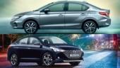2020 Honda City vs 2020 Hyundai Verna: Prices, specifications compared
