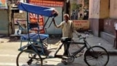 Fact Check: This rickshaw-puller was a lockdown saviour, wasn't jailed for anti-CAA protests