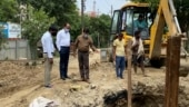 Noida Authority says sewer line shifting work in its last leg for Sector 71 underpass construction