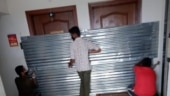 With residents inside, Bengaluru civic body seals 2 flats with metal sheets; removes after backlash