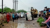 Car waylaid by cattle, Vikas Dubey snatched gun, opened fire: UP cops reveal chain of events
