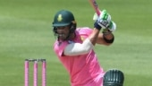 Coronavirus: Faf du Plessis donates his 'almost new' bat, Pink ODI jersey to raise funds for vulnerable kids