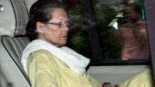 Sonia Gandhi hospitalised, doctor says Congress president to undergo routine tests