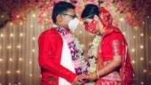 Designer masks to 25 guests: How this Kolkata couple got married during Corona crisis