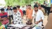 WATCH: In dry Gujarat, BJP leader throws booze party in public amid corona crisis