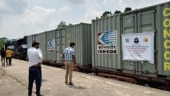 First-ever container train from India arrives in Bangladesh, Railways to hand over 10 locomotives