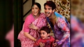 Ishaan Khatter shares new still from A Suitable Boy with co-stars Geeta Agarwal and Yusuf