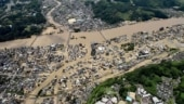 Incessant rain triggers floods on Japan's Kyushu Island; 2 feared dead, 13 missing