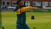 Pakistan spinner Kashif Bhatti joins squad in England after testing Covid-19 negative