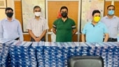 Customs sleuths seize 70,000 Chinese cigarettes worth Rs 10 lakh in Lucknow