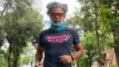 Milind Soman inspires fans to stay fit: Even 5 minutes a day is a good start