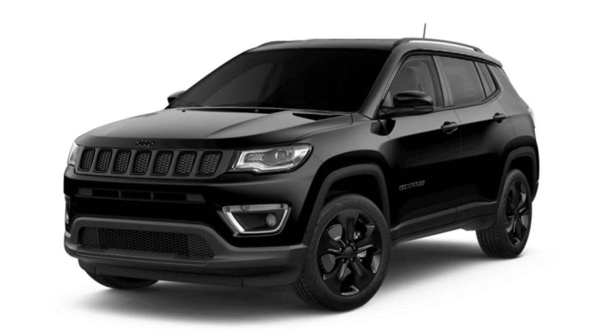Jeep Compass Night Eagle Global Limited Edition Launched In India Price Starts At Rs 20 14 Lakh Auto News