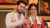 Nithiin and Shalini's pre-wedding festivities begin ahead of July 26 wedding. See pics