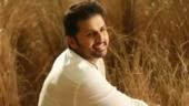 Nithiin dubs for Rang De teaser ahead of his wedding with Shalini. Watch video