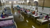 Hyderabad: After flooding, protests by docs, Osmania Hospital management seals old heritage wing