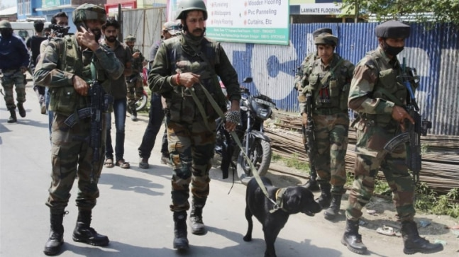 J&K: 2 terrorists killed in encounter with security forces in Sopore