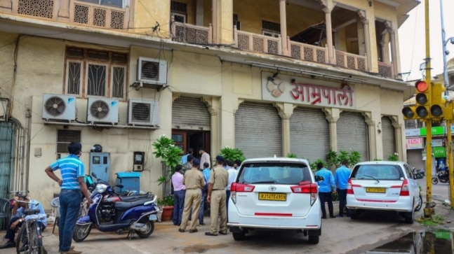 I-T raids unearth bullion trading, cash investments in properties by Gehlot aides amid Rajasthan crisis