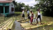 Flood situation in Assam, Bihar and other states | 10 points