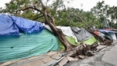 Protests continue in West Bengal against Cyclone Amphan corruption