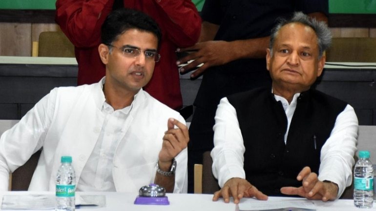 Ashok Gehlot camp wants to oust Sachin Pilot as PCC president, say ...