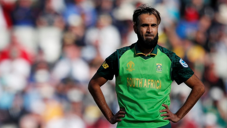 Imran Tahir retired from ODIs after the World Cup in England last year. (Reuters Photo)