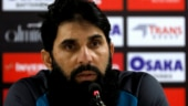 Misbah-ul-Haq feels time running out for Haris Rauf to join Pakistan in England