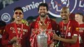 Fabinho house burgled, luxury car stolen during Liverpool's Premier League title celebration