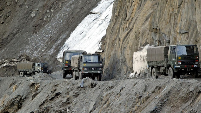 [REPRESENTATIVE IMAGE] File photo of the Indian Army