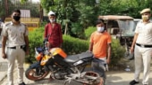 Dhoom-style bikers held for snatchings by Delhi Police