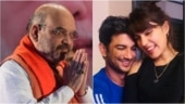 Rhea Chakraborty asks Amit Shah for CBI inquiry into Sushant Singh Rajput's death