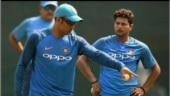 Never missed my coach while playing with MS Dhoni, he would speak to me like one: Kuldeep Yadav