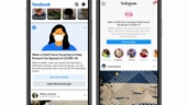 COVID 19: Facebook, Instagram will remind users to wear masks