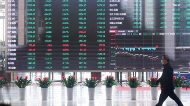 Asian shares hit 4-month high as US, China recoveries gather pace