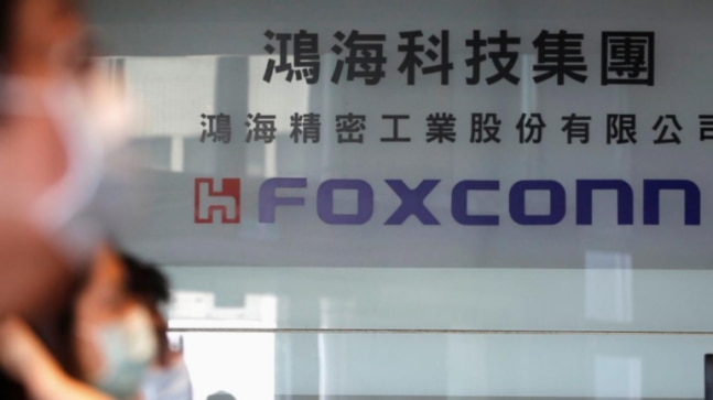 Apple supplier Foxconn, others hit as India holds up key imports from China: Report