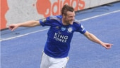 Jamie Vardy nets 100th Premier League goal as Leicester City beat Crystal Palace 3-0