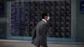 Asian shares surge as China blue chip stocks hit five-year peak