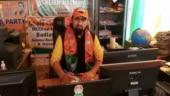 J&K: Terrorist caught on CCTV moments before killing BJP leader, family members