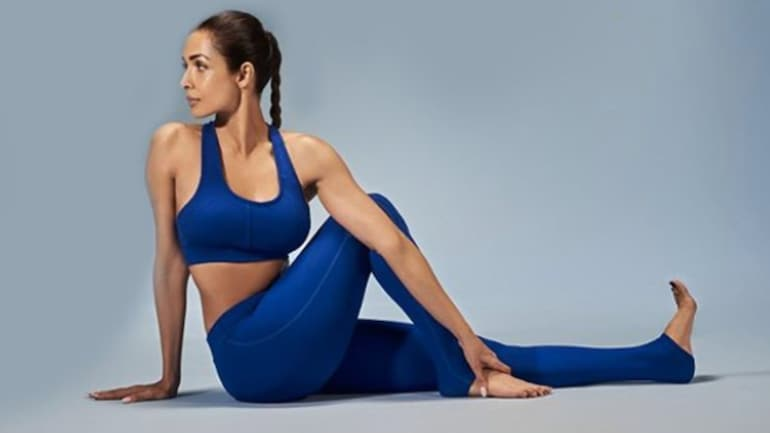 Malaika Arora's yoga asana of the week is Marichi's pose. Can you do it? -  Lifestyle News