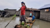 Assam floods: Situation grim in Barpeta district, many villages submerged | Ground report