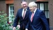 US Secretary of State Mike Pompeo praises UK on Huawei, urges coalition against China