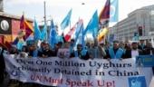 Uighur groups take China to International Criminal Court   10 points