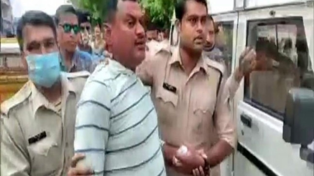Vikas Dubey's wife, son detained by Lucknow Police