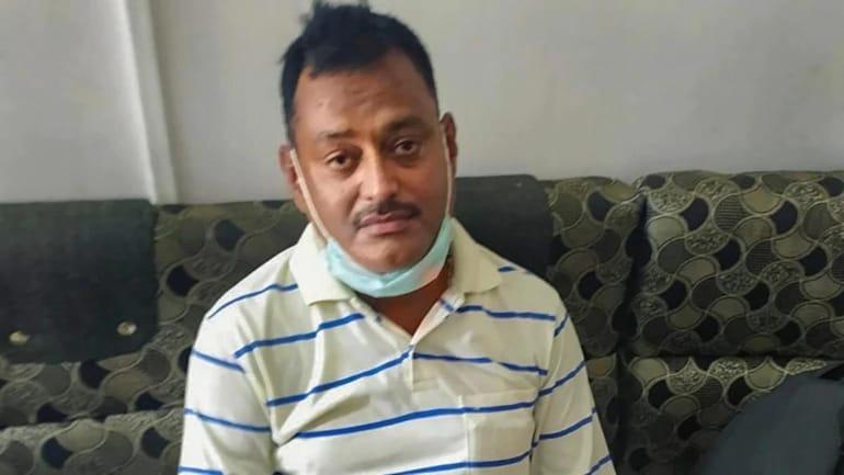vikas dubey arrested
