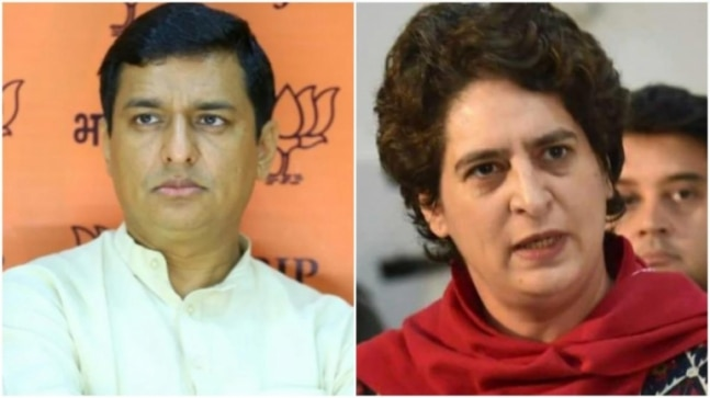 Photo of BJP Media Cell chief Anil Baluni allotted Priyanka Gandhi's Lodhi estate bungalow