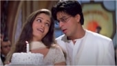 Heard the Chinese version of Mohabbatein song Aankhein Khuli? SRK, please don't miss this