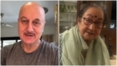 Anupam Kher's mother tests coronavirus positive: Praying for speedy recovery, says Bollywood