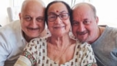 Anupam Kher family health update: Mom, Raju, Reema and Vrinda discharged, will be in home-quarantine